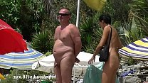 Amateur nude beach girls