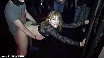 Wife first time at swinger party