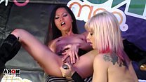 Free lesbian live sex shows