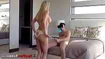 Xxx mother catches stepson masterbating
