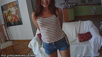 Erotic to naughty redhead teen
