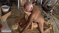 Xxx young pussy fuck old man