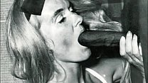 Retro vintage huge cock big dick
