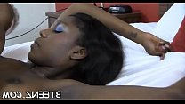 Naked young black teen girls