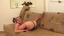 Hot sexy contortionist girl